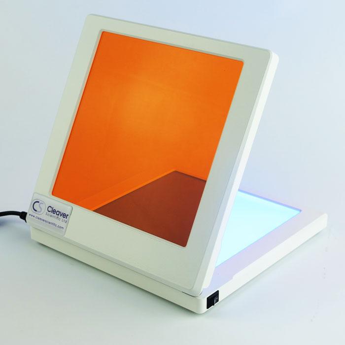 ترانس ایلومیناتور کوچک 2 با نور آبی LED