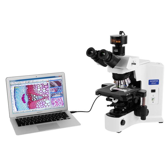 انواع دوربین میکروسکوپ