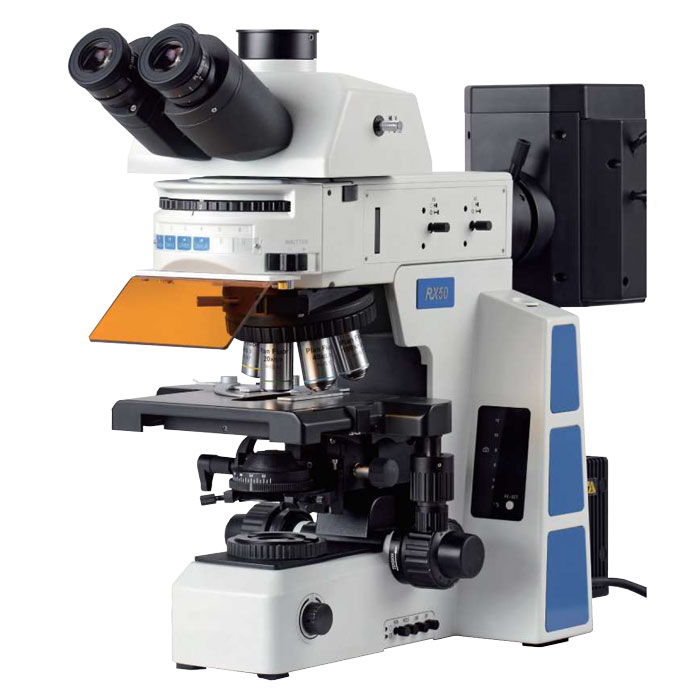 انواع میکروسکوپ نوری | فلورسانس | اینورت | دوربین دار | استریو میکروسکوپ | پلاریزان | متالوژی | استاد دانشجو