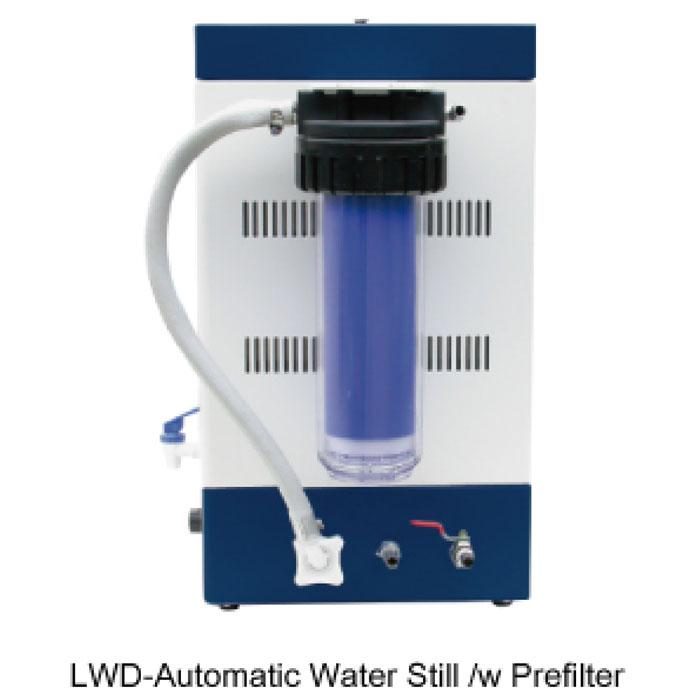 آب مقطر گیر یکبار تقطیر اتوماتیک