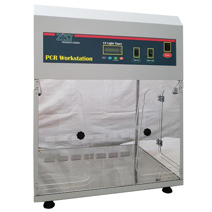 هود پی سی آر | ورک استیشن PCR | ساخت زیست فرآیند